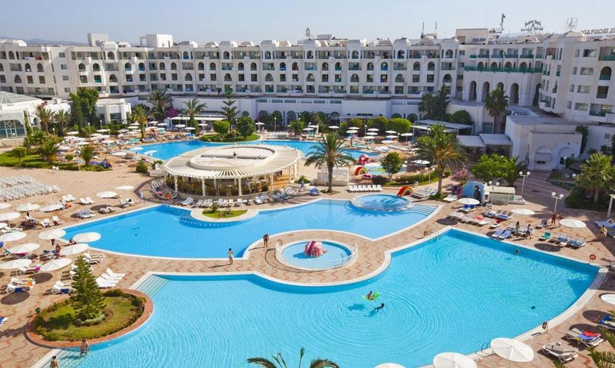 Hotel Mouradi El Menzah ★★★★