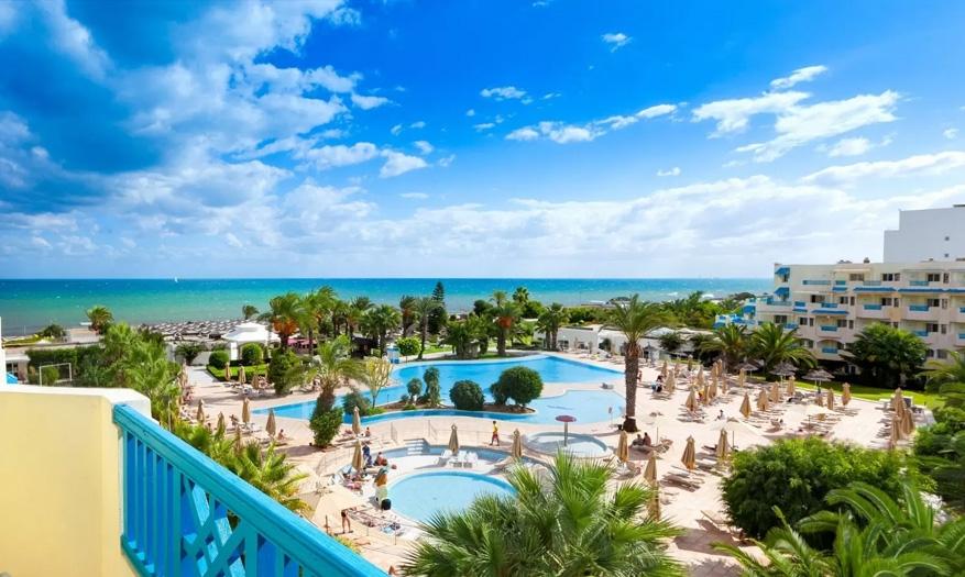 Hotel El Mouradi Hammamet ★★★★