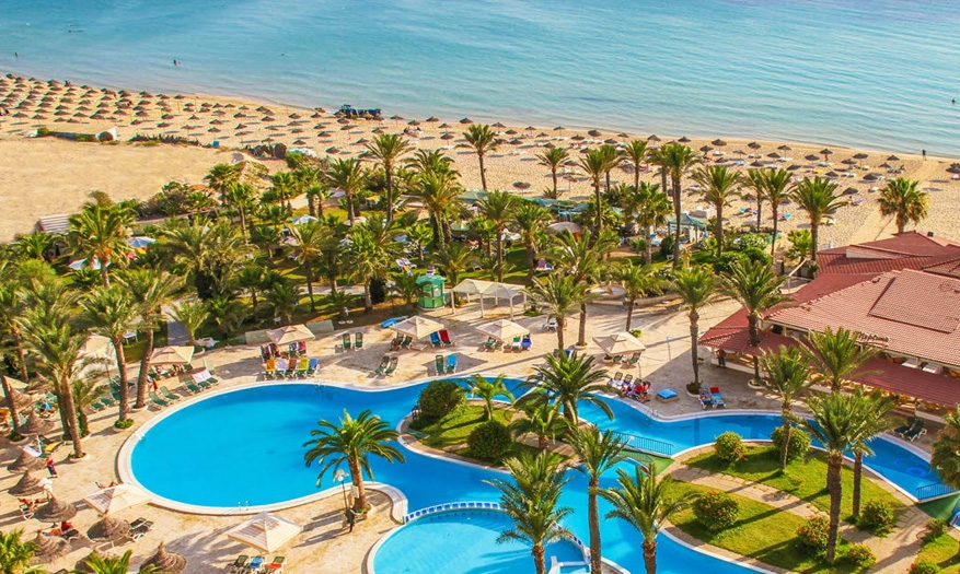 Hotel Vincci Nozha Beach ★★★★